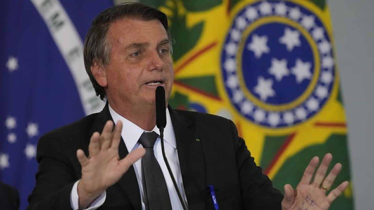 Bolsonaro declaró que los argentinos están escapando hacia Brasil