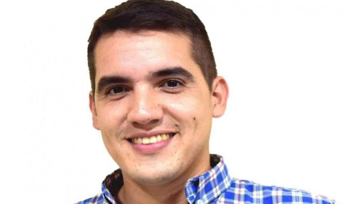 El precandidato Alejandro Melo, la sorpresa de Lealtad Peronista