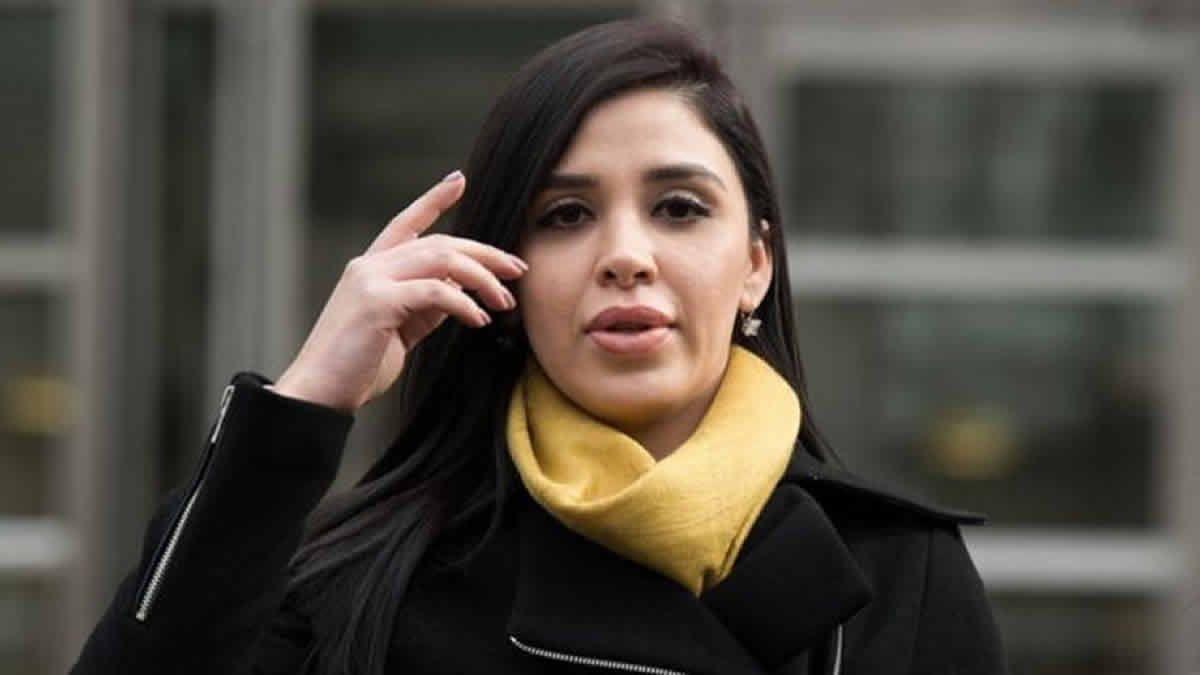 La esposa de El Chapo fue detenida por tráfico de drogas