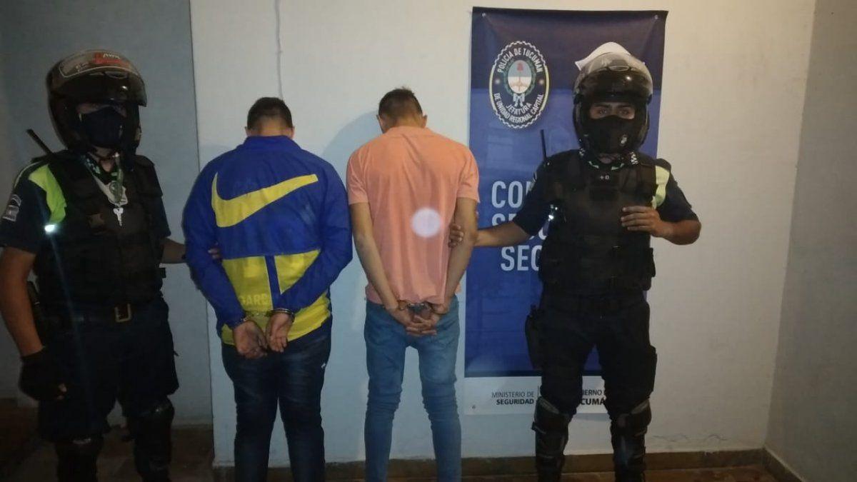 Guardia Urbana: 24 aprehendidos en la última semana