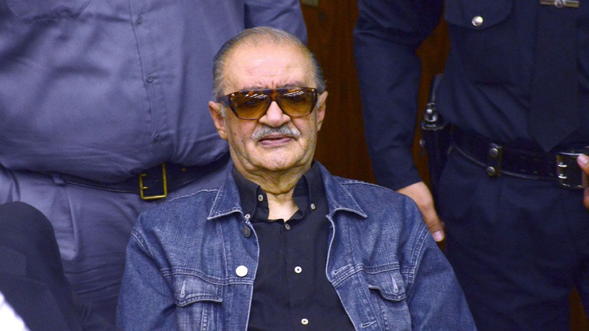 A los 84 años, murió el genocida Musa Azar Curi
