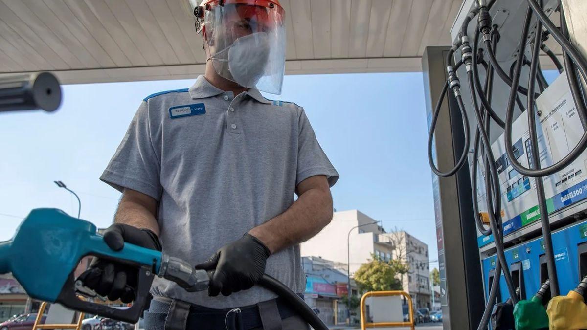 El precio de la nafta aumentará este fin de semana