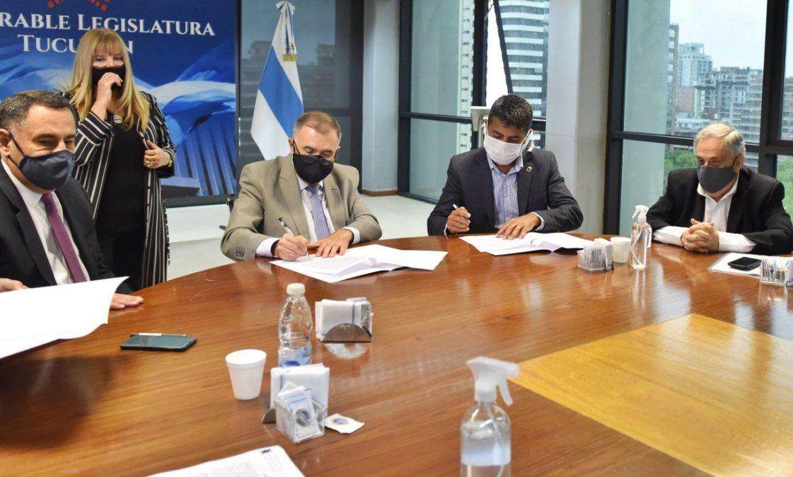 Convenio entre la Legislatura y la UTN: Monteros contará con tres carreras