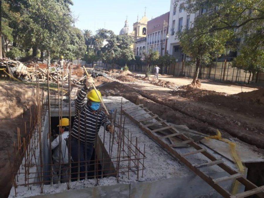 Casos de Covid-19 en el sector de la construcción