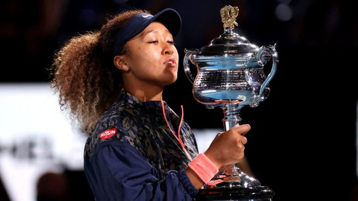 Naomi Osaka es la campeona del Australian Open