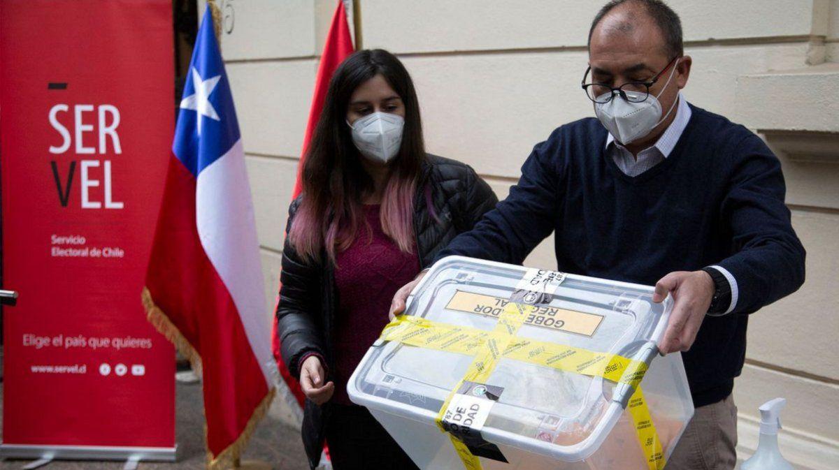 Chile: se define la conducción en 13 de las 16 regiones