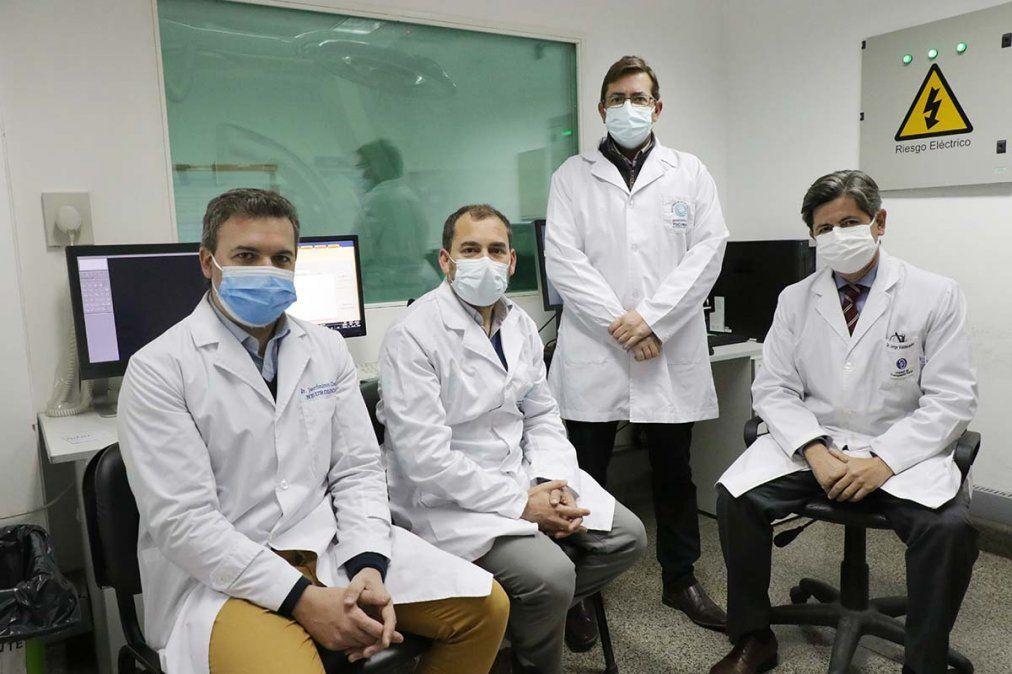 Salvaron la vida de un paciente con ACV post COVID en Tucumán