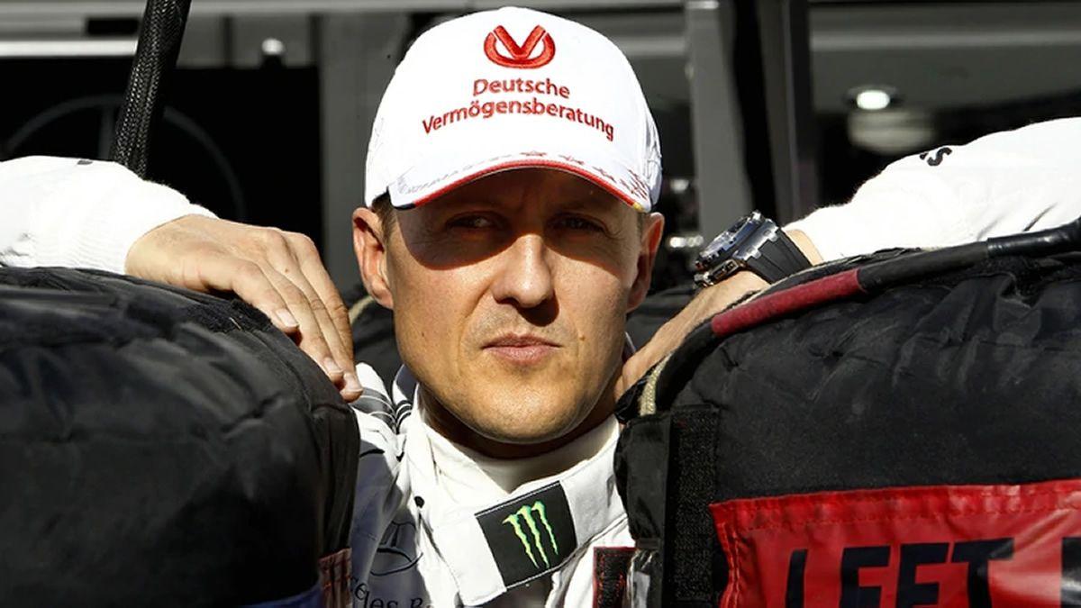 La advertencia sobre el estado de Michael Schumacher