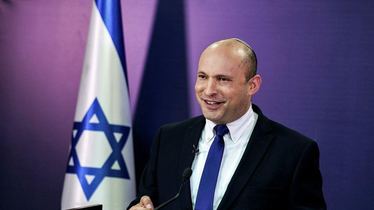 Naftali Bennett es el primer ministro de Israel.