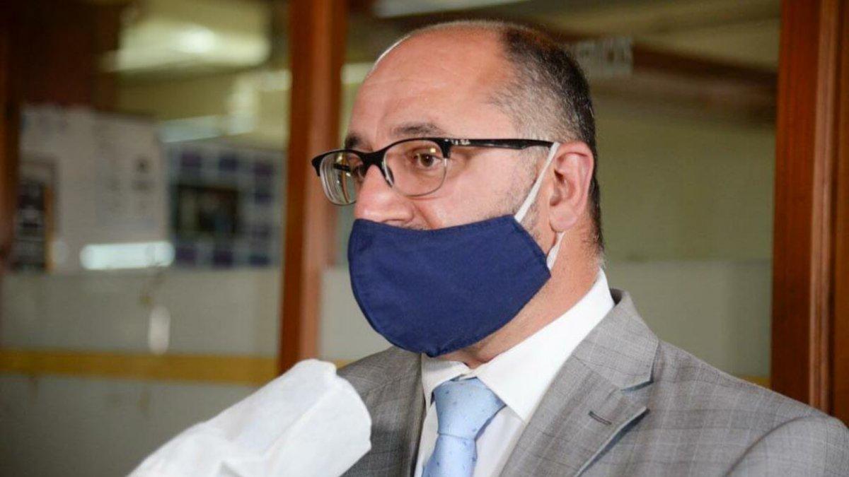 Marcelo Caponio renunció como subsecretario del Plan Norte Grande