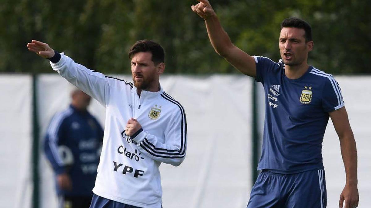 Copa América: Lionel Scaloni presentará la lista de 28 convocados