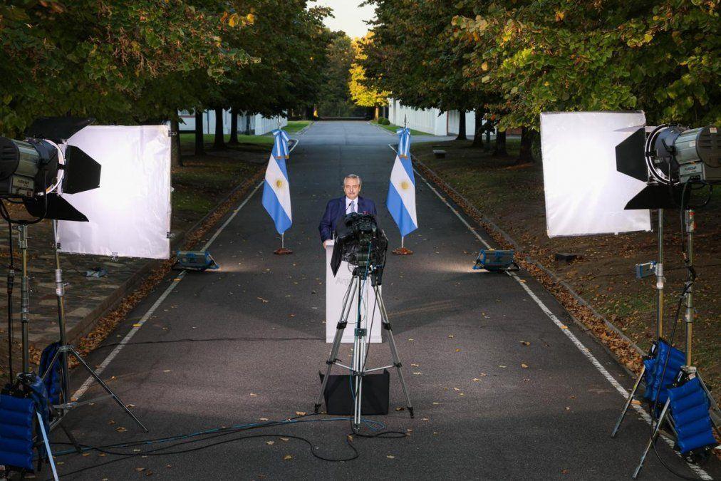 El presidente anunció restricciones: conocé las nuevas medidas
