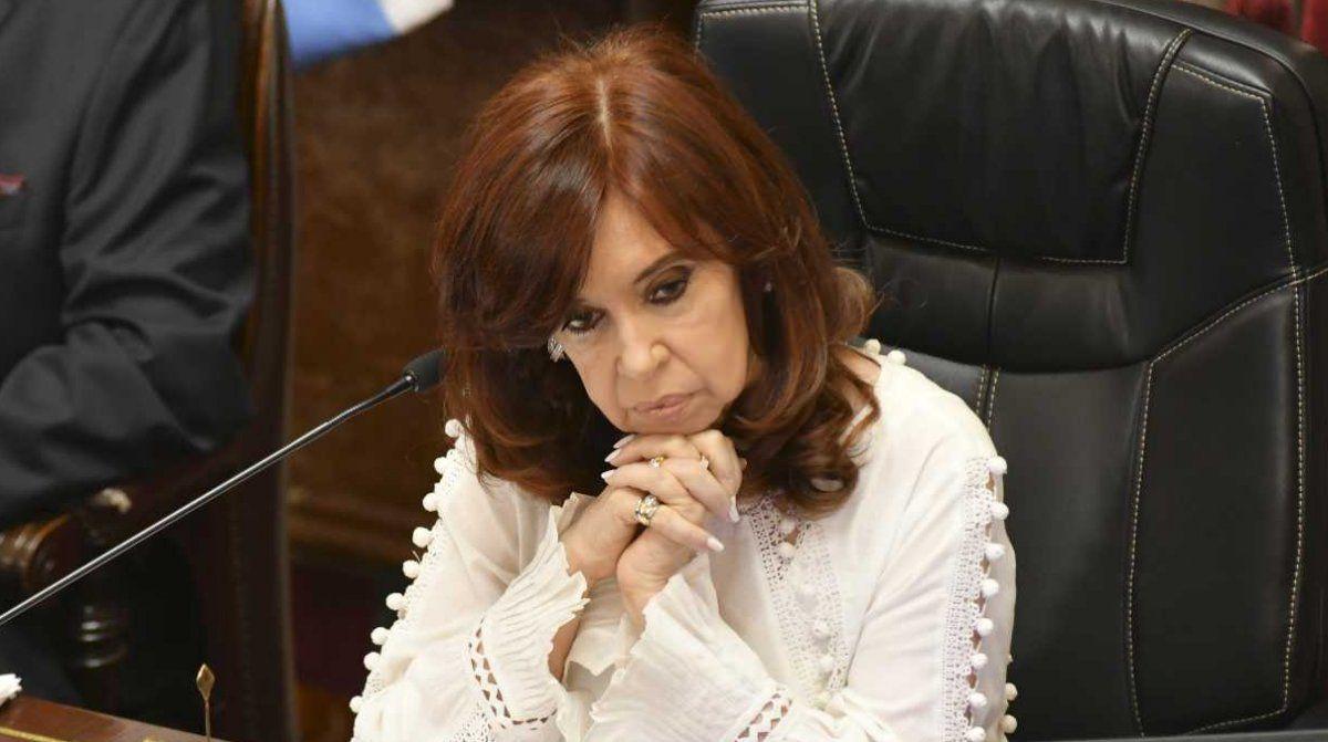 Cristina Kirchner lamentó la pérdida de Alcira Argumedo