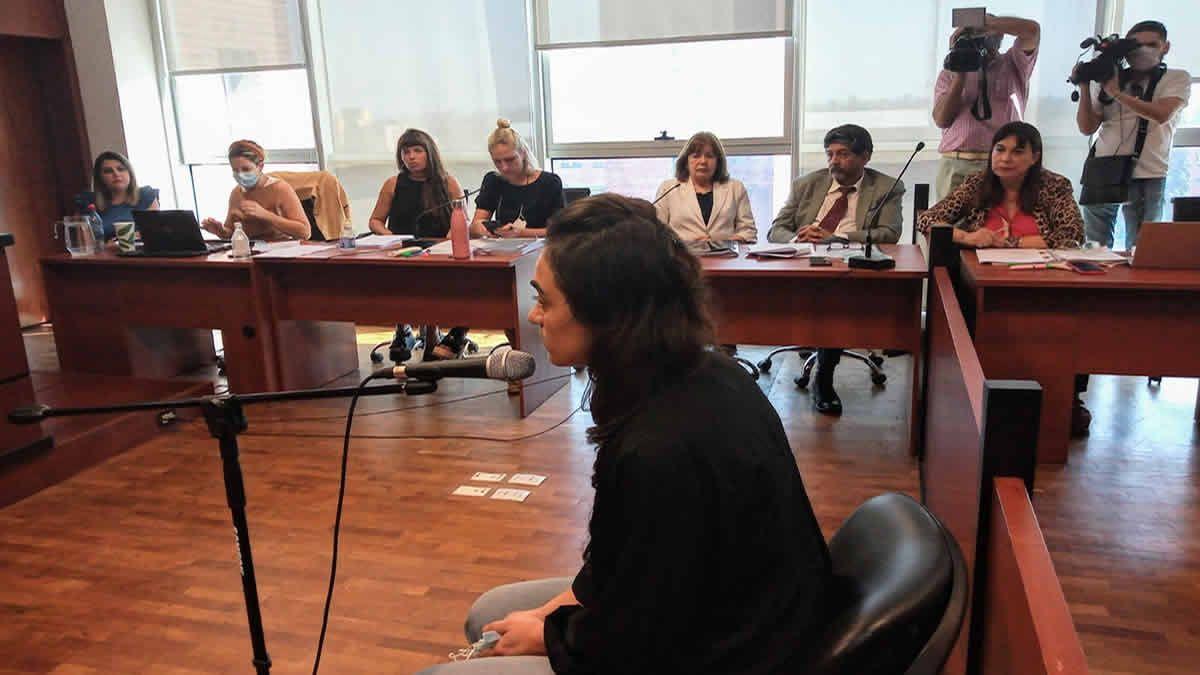 Comenzó el juicio oral contra Nadia Fucilieri