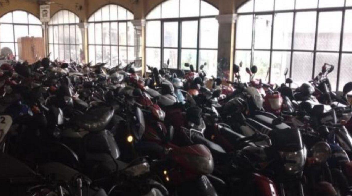 Yerba Buena: desborde de corralones por vehículos secuestrados