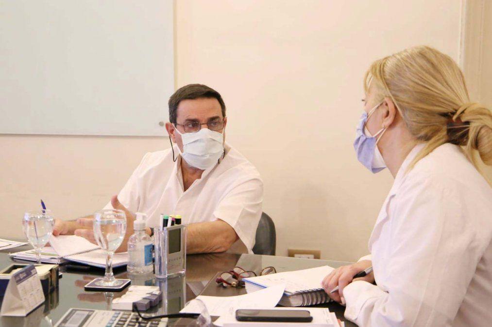 Medina Ruiz: Si bien estamos en una fase más tranquila, no hay que descuidarnos