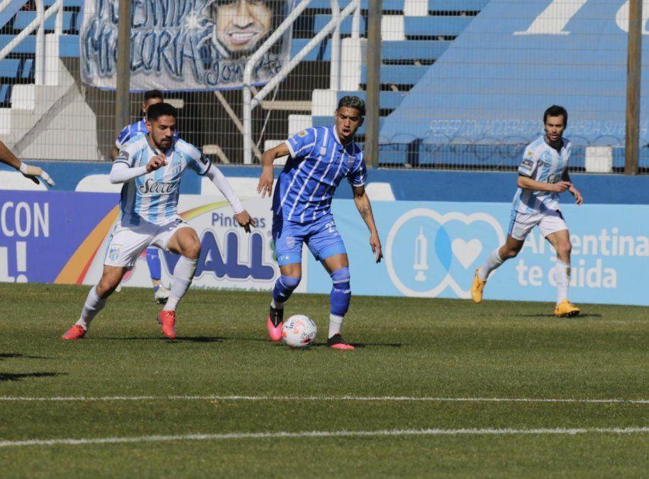 Atlético Tucumán bajó a Godoy Cruz y se subió bien arriba