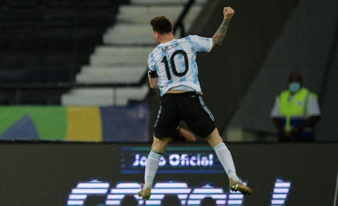 El golazo de Messi no alcanzó: 1 a 1 con Chile en el debut