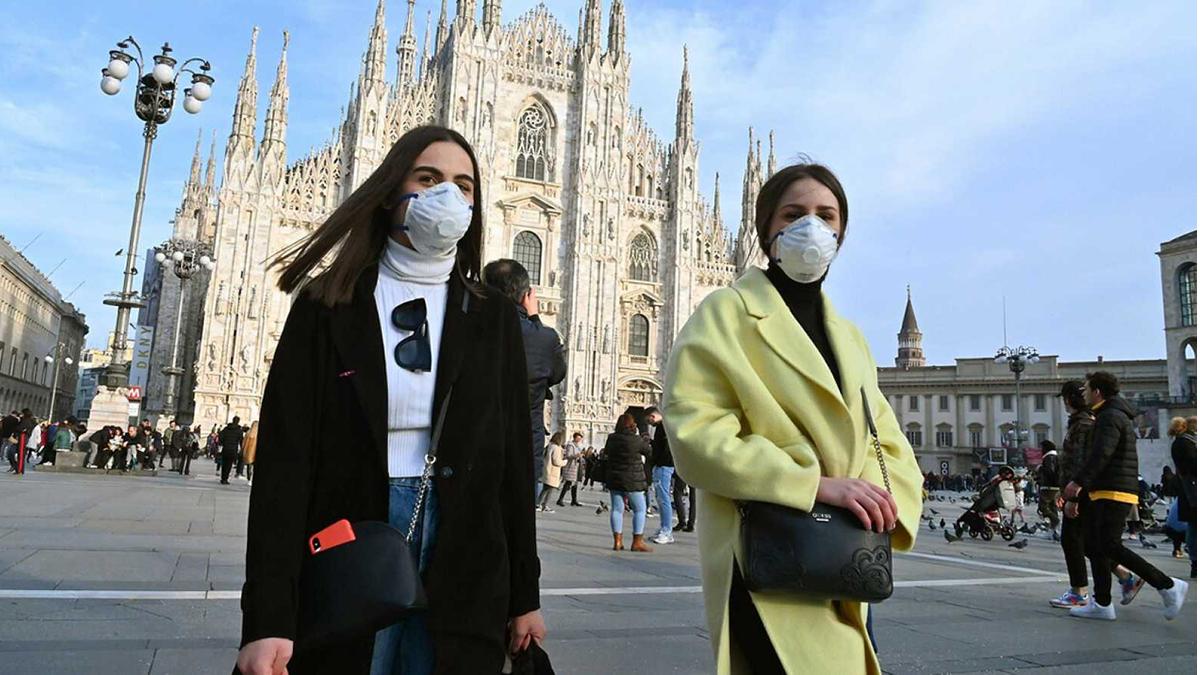 Preocupación en Italia, tras cuatro días con récord de casos