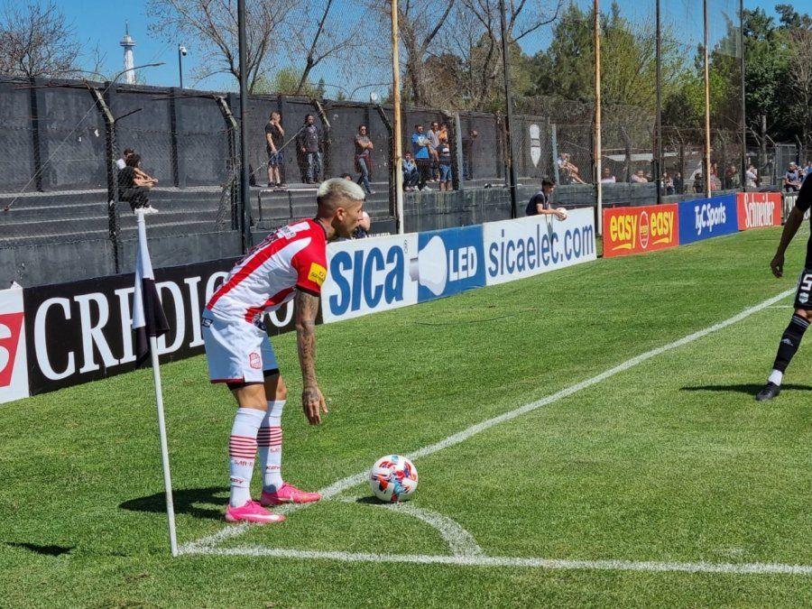 San Martín juega mejor en Villa Soldati