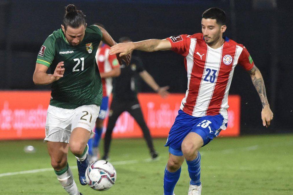 Paraguay y Bolivia se medirán en un duelo atrapante