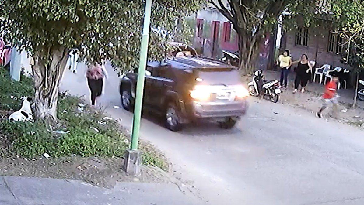 Atropelló, mató a una mujer de 70 años y se dio a la fuga