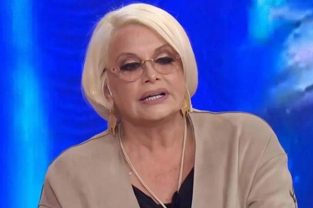Carmen Barbieri: Toqué fondo y me salió la culebrilla