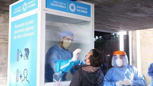 Covid-19 en Tucumán: se registraron tres muertes y 81 casos.