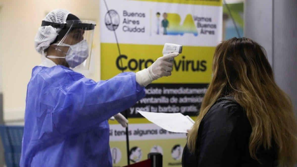Coronavirus en Argentina: hubo 155 muertes y 7.477 contagios