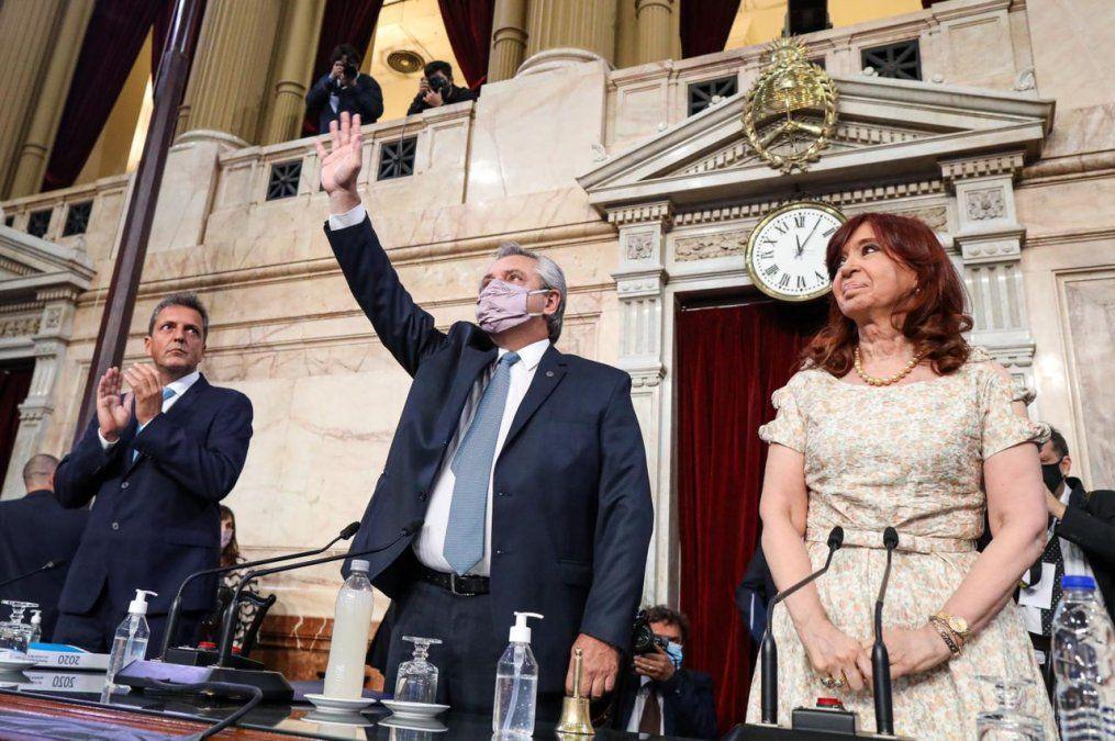 Alberto Fernández dijo que denunciará al macrismo por la deuda con el FMI