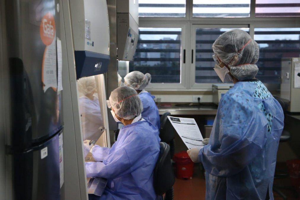 En Tucumán se suman 65 nuevos casos de COVID-19.
