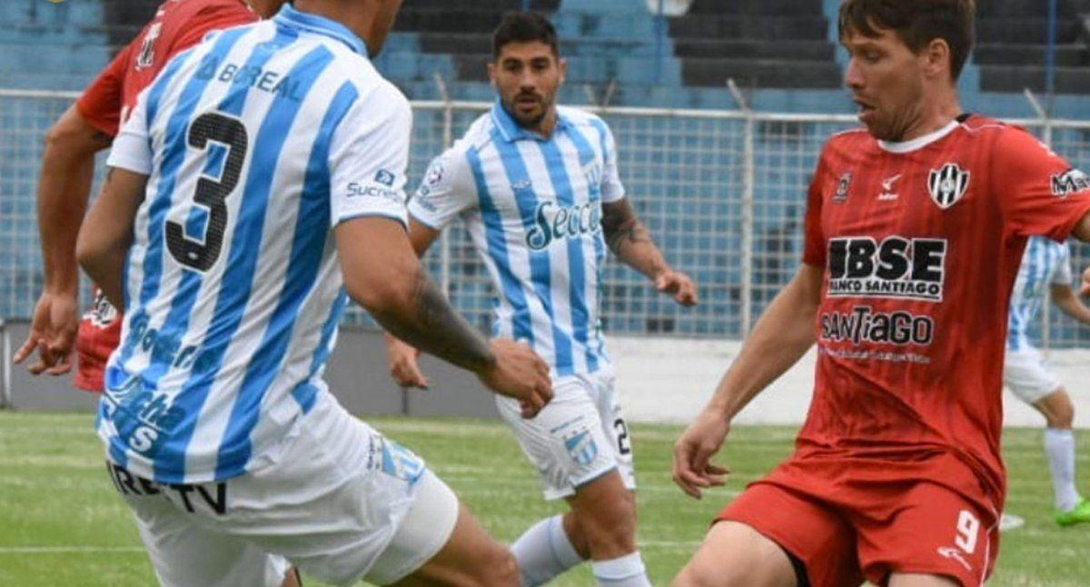 Atlético Tucumán perdió su primer amistoso