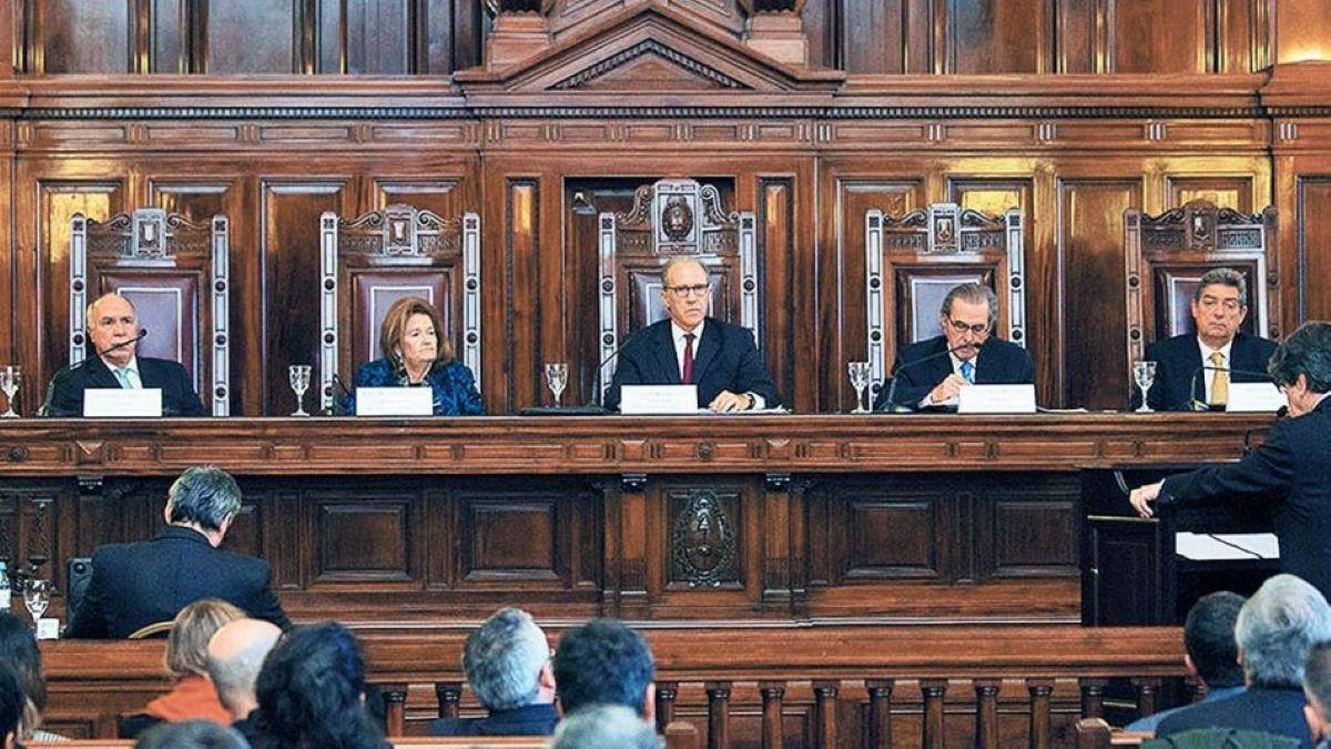 Fallo de la Corte: marca jurisprudencia para las provincias rebeldes.