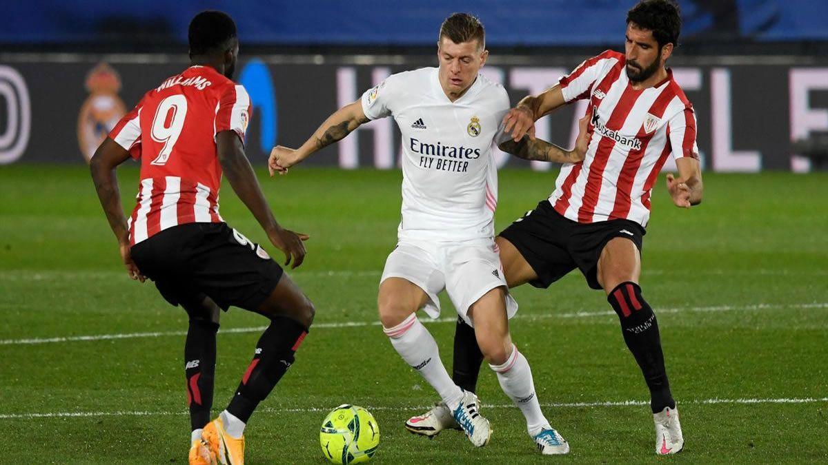 Real Madrid y Athletic Bilbao definen el rival de Barcelona