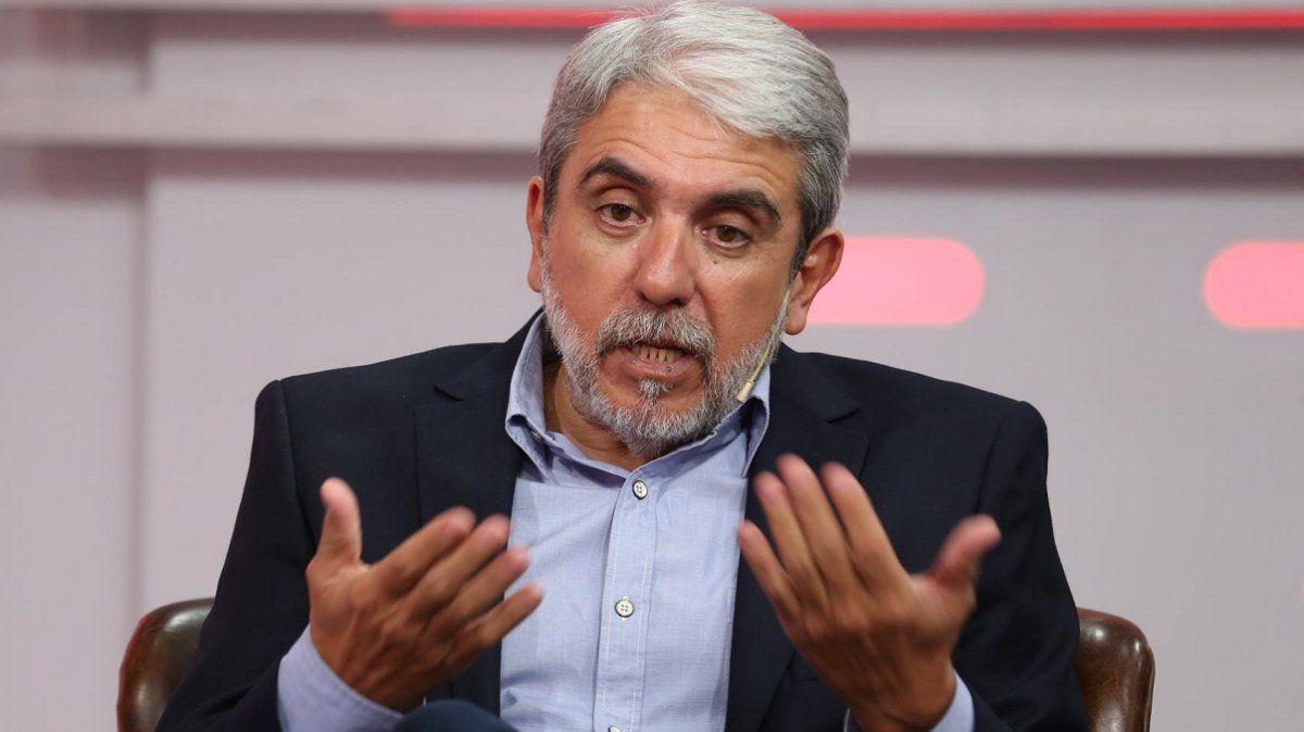 Aníbal Fernández: veo al presidente con la lanza en la mano