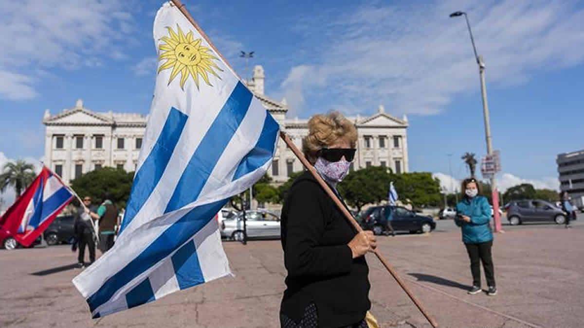 Uruguay vivió en mayo el peor mes de la pandemia