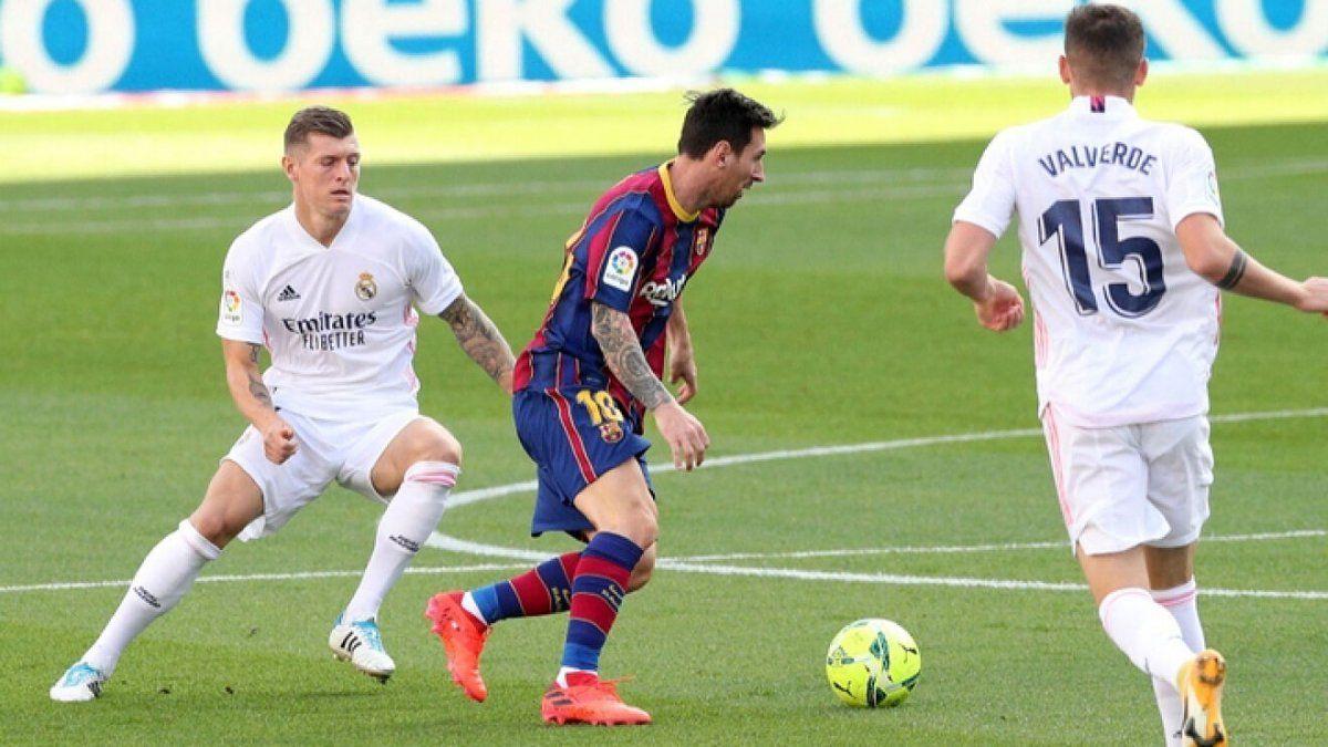 Real Madrid-Barcelona: ¿El último clásico de Messi?