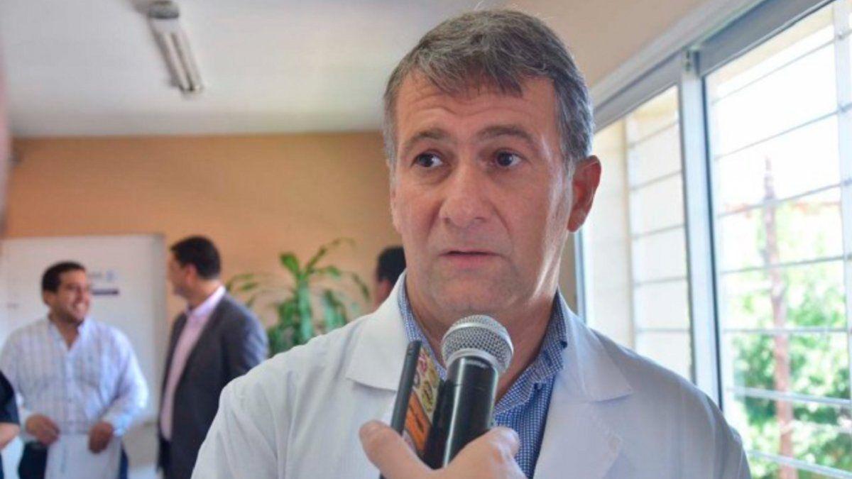 Hospital de Concepción: su director tiene coronavirus