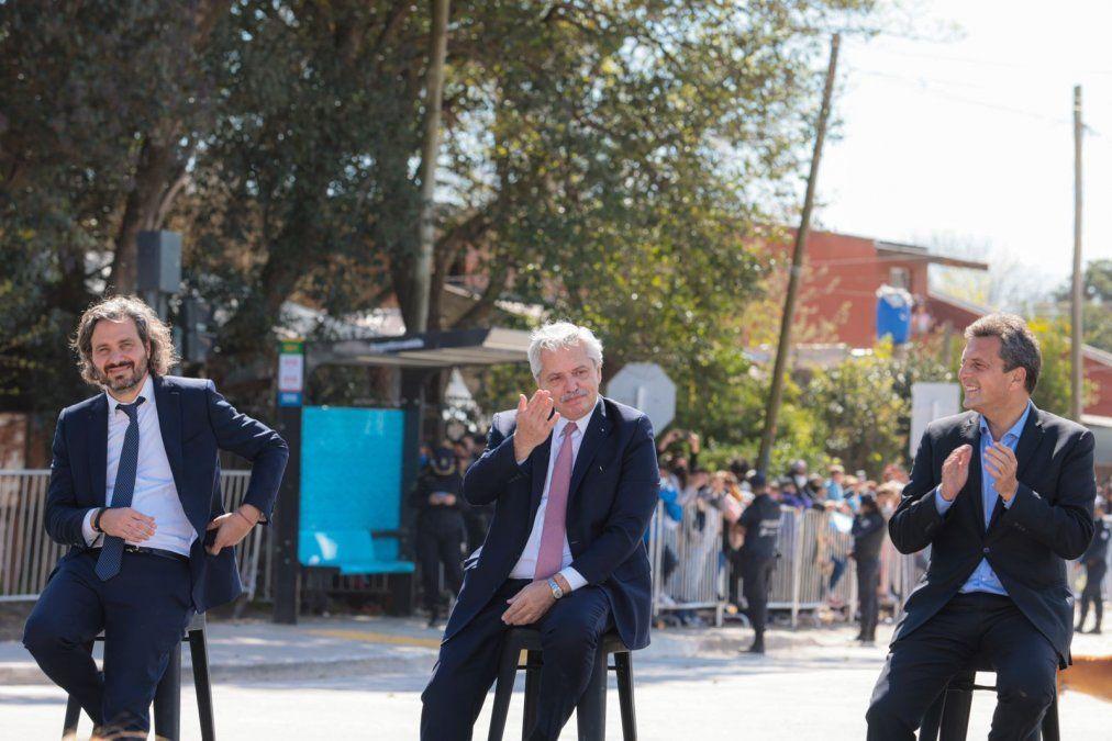 Fernández: En noviembre no interrumpamos la marcha que empezamos