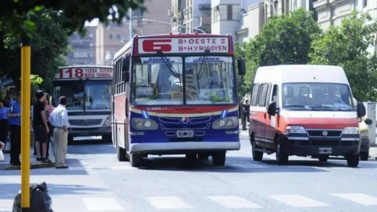 Paro de colectivos: Destacan el auxilio de la Provincia a las empresas de transporte