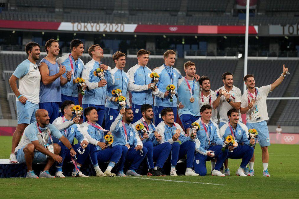 Los Pumas 7 logran la medalla de bronce