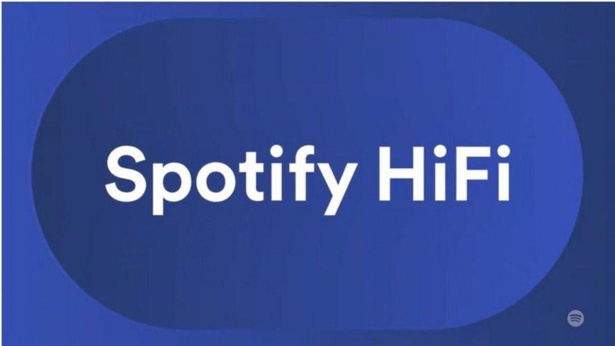 Se anunció el lanzamiento del servicio Spotify HiFi