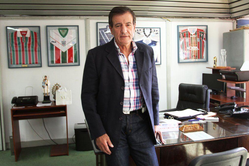 Raúl Gámez criticó a Claudia Tapia y Julio