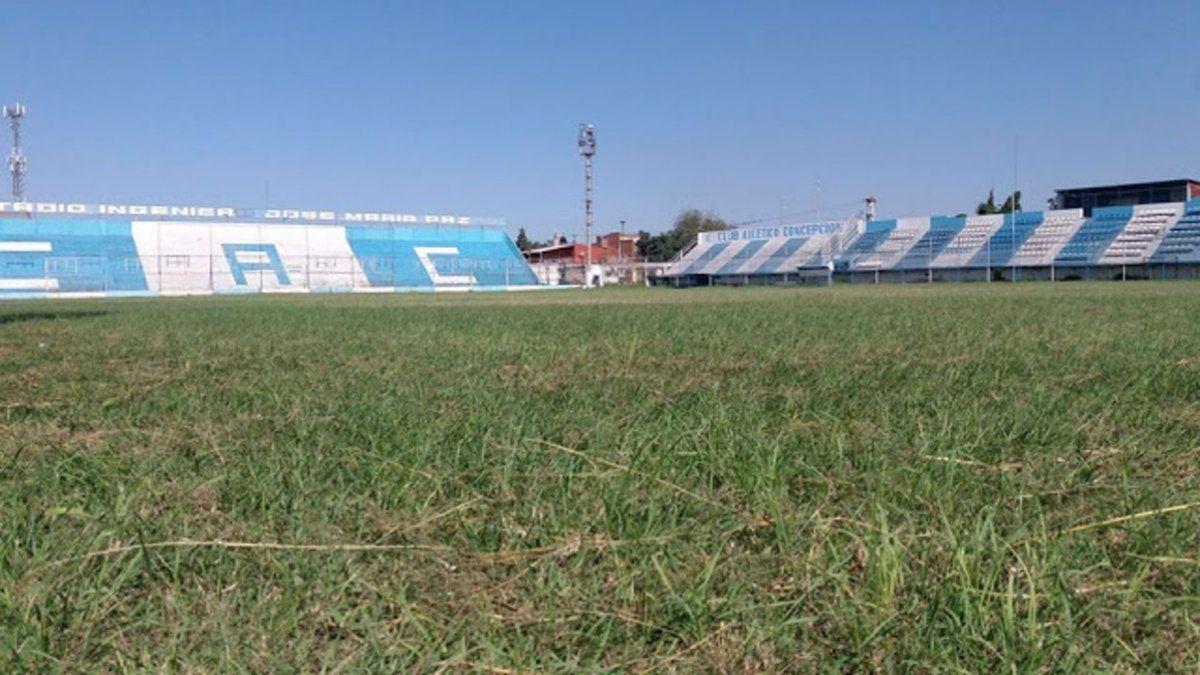Atlético Concepción aguarda para volver a las prácticas