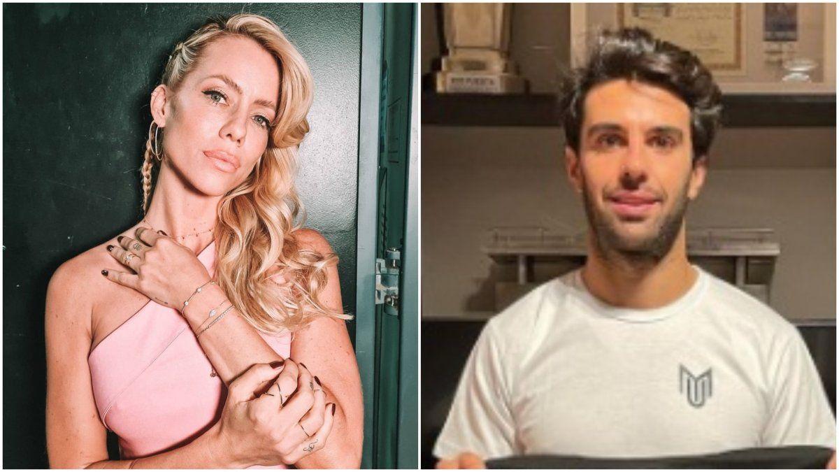 Nicole Neumann y José Manuel Urcera confirmaron su noviazgo