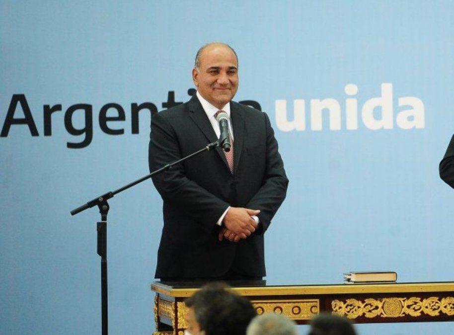 Manzur se reúne este lunes con el ministro Alexis Guerrera