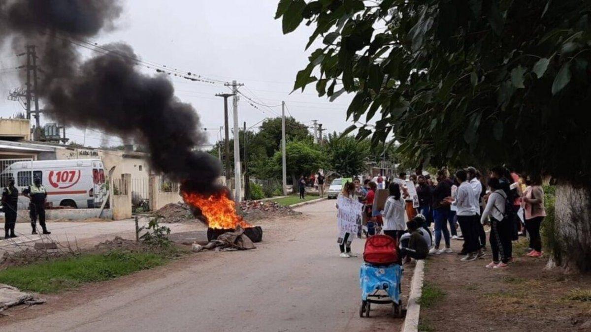 El delegado comunal de Tapia fue agredido por los vecinos
