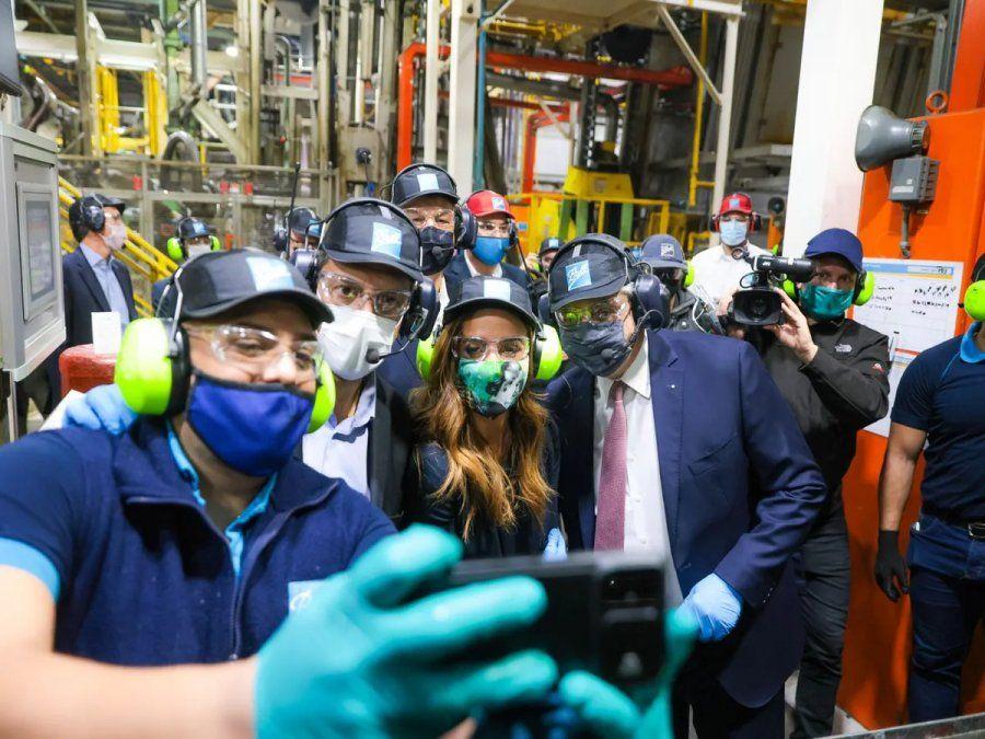 Fernández: Necesitamos una sociedad que crezca con trabajo