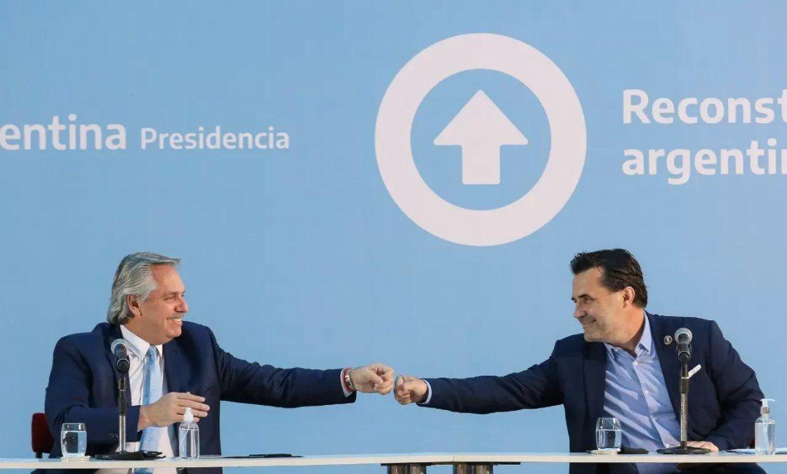 El presidente Alberto Fernández presentará mañana un proyecto que incentiva la industria. Foto: baenegocios.com