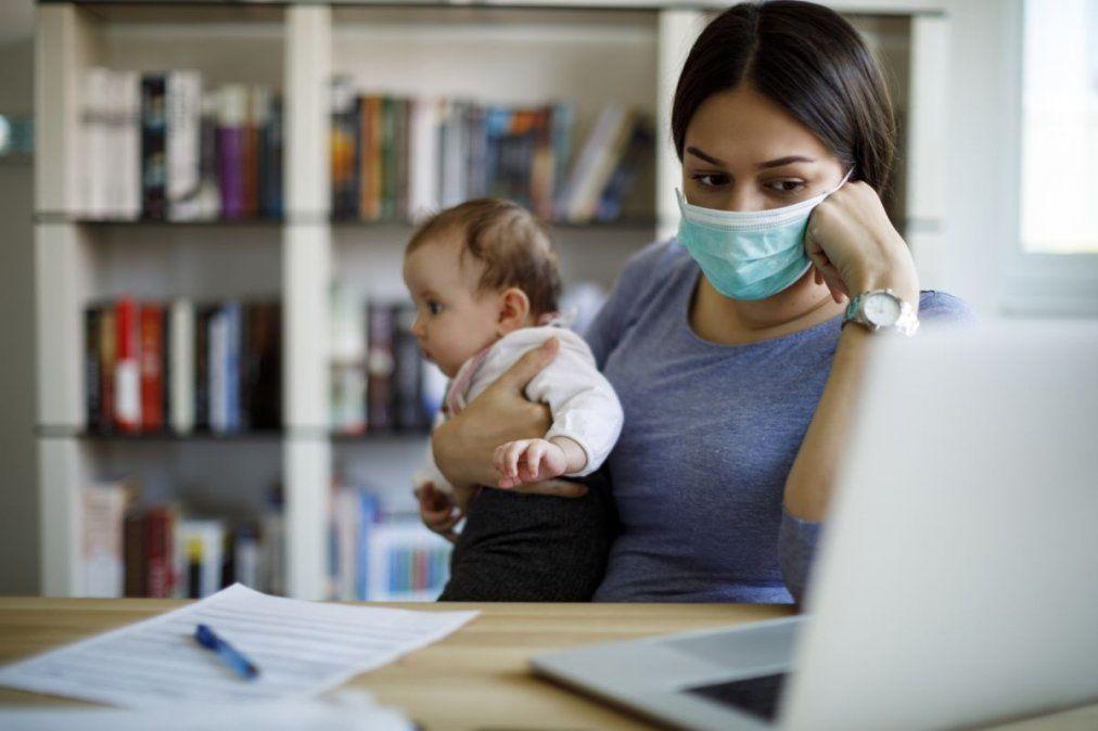 Las restricciones por la pandemia afectan más a las mujeres. (Foto de internet)